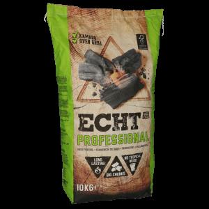 ECHT Professional houtskool 10 kg FSC 100%