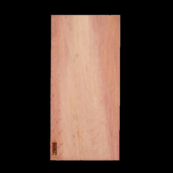 ECHT cederhouten plankje