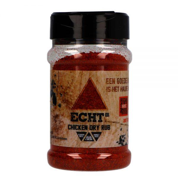 ECHT Chicken Dry Rub 200gr